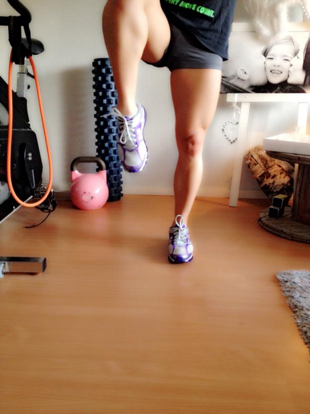 Høye kneløft/High Knees