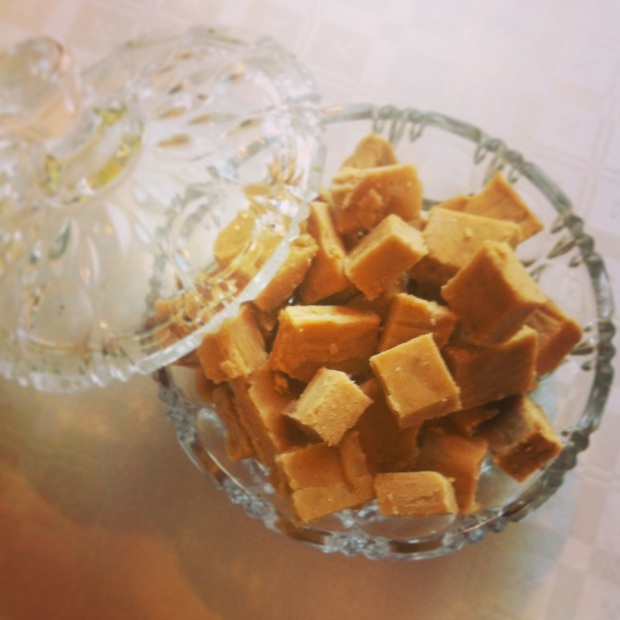 Hjemmelaget karameller/homemade caramel