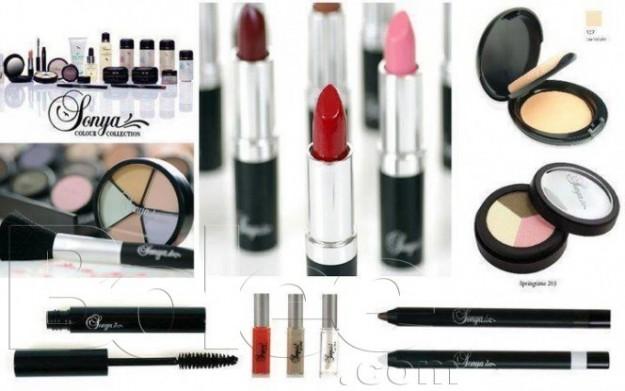 Vårt makeup sortement som har aloe veras gode egenskaper, samt andre planteekstrakter med hudpleiende godtgjørelse.