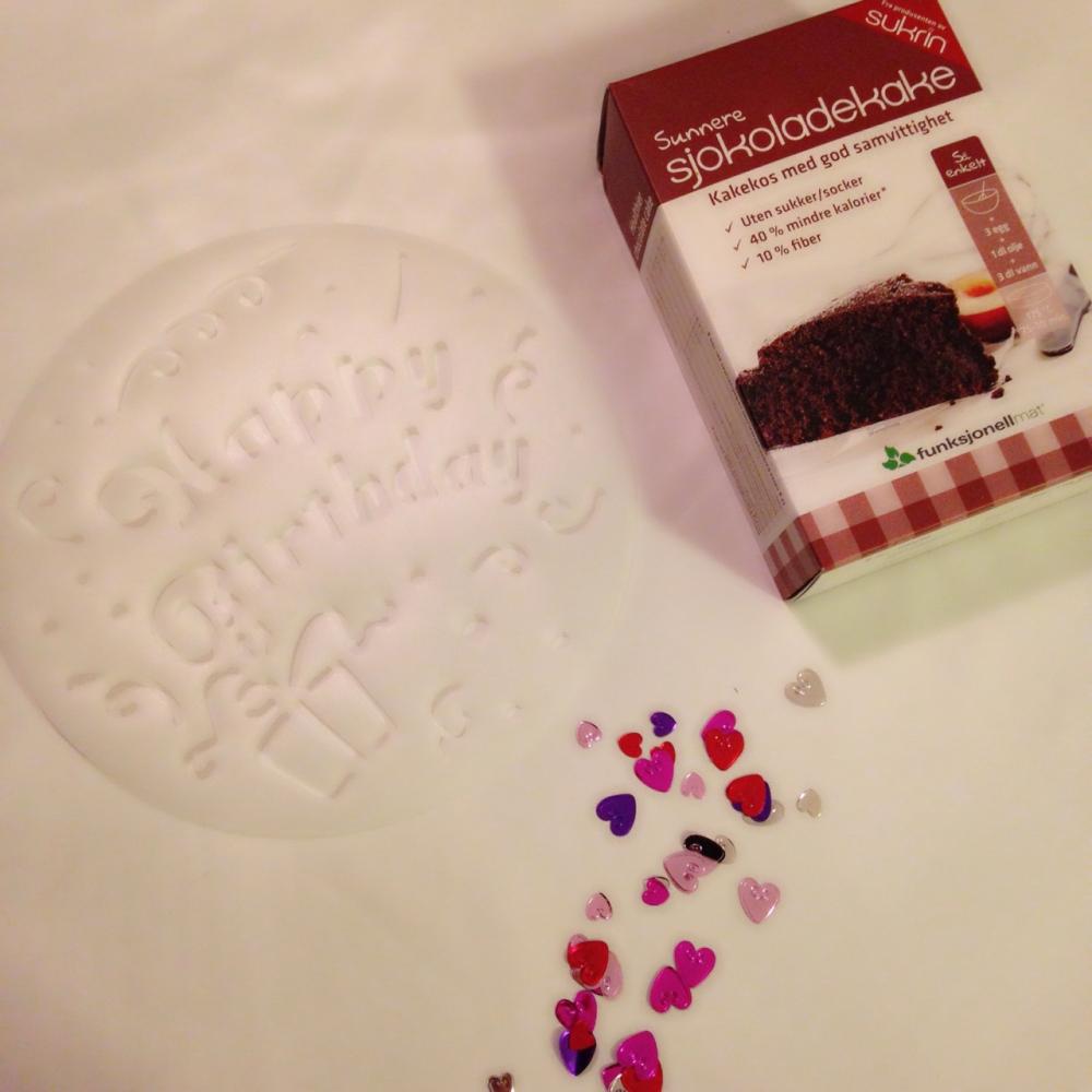 Funksjonell mat sjokoladepakke