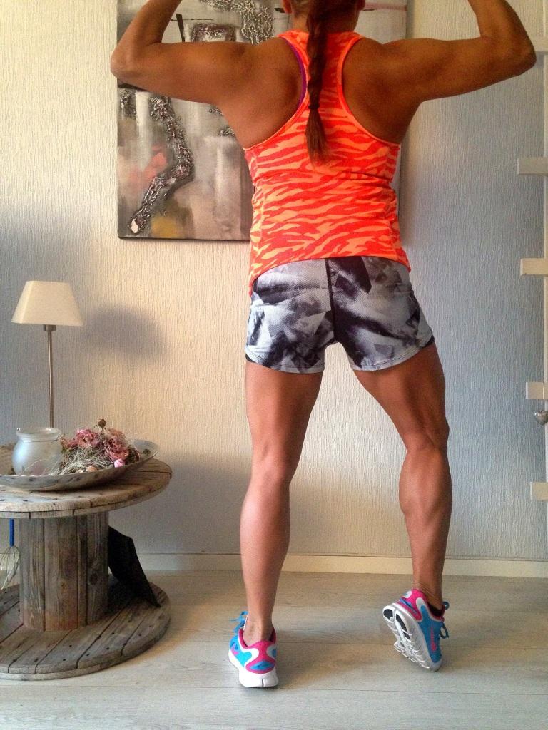 Jeg elsker styrketrening