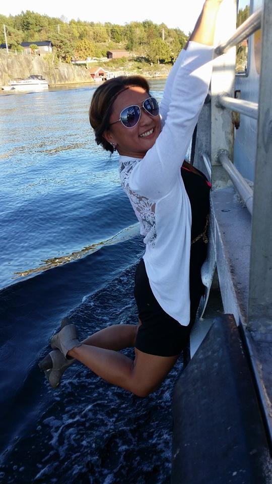 På sjøen, det er lov !
