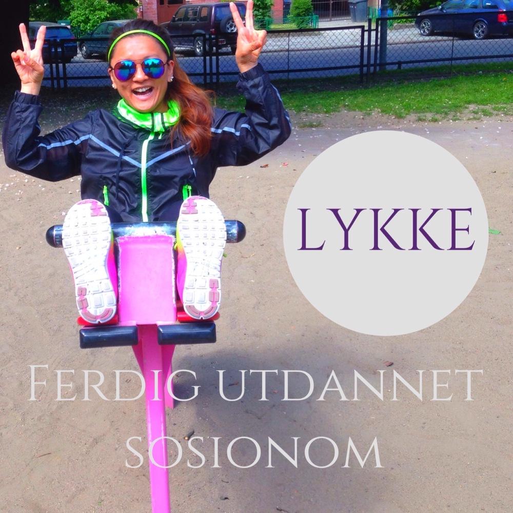 LYKKE !
