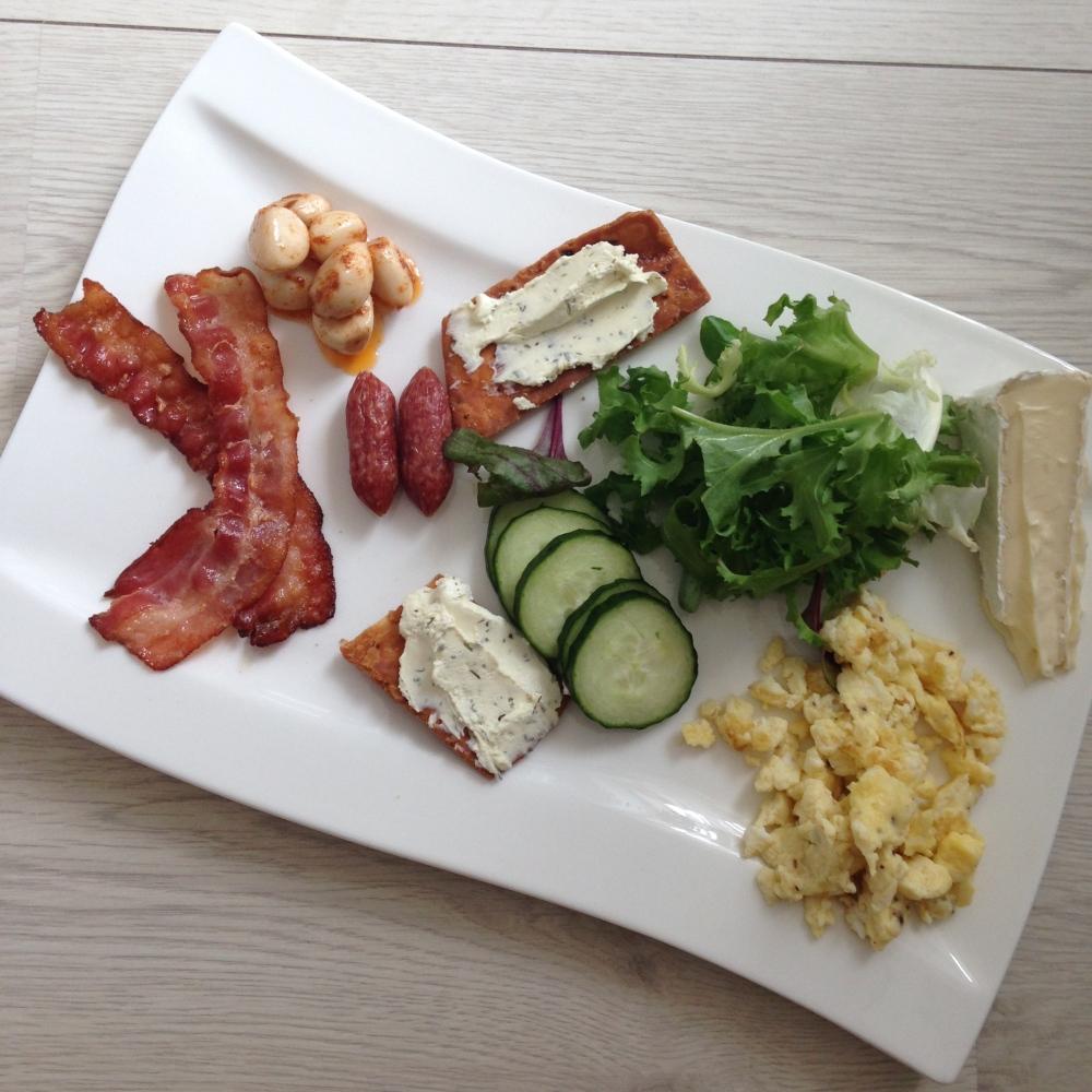 Næringsrik, mettende og velsmakende fingermat